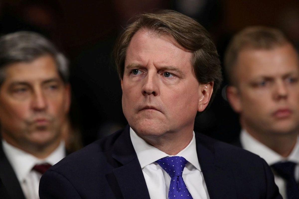 Ex-Counsel Tells Congress of Trump Efforts to Undercut Russia Probe, Democrats Say