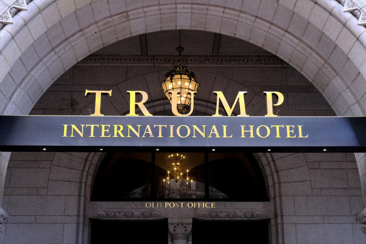 US Appeals Court Throws Out Democrats' Lawsuit Challenging Trump Businesses