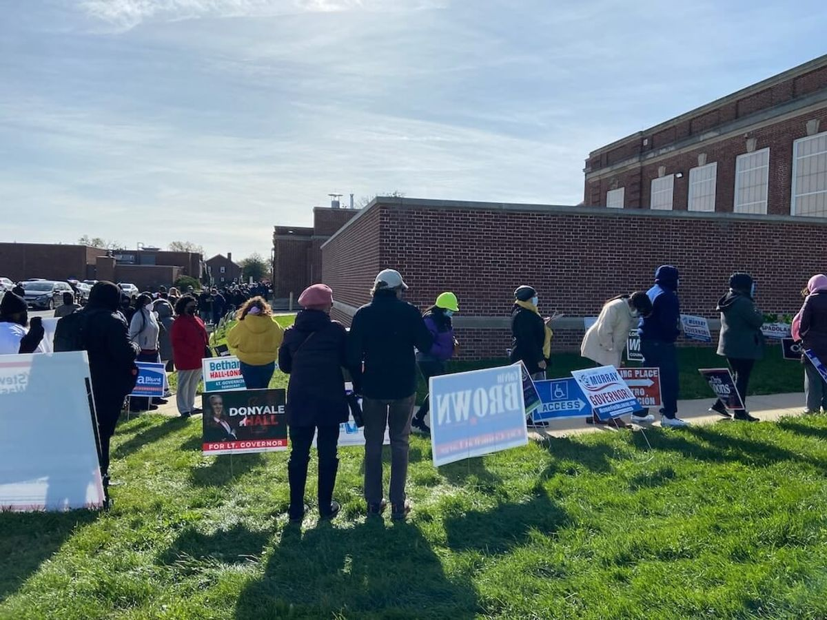 Election Day 2020: Americans Decide Between Trump and Biden