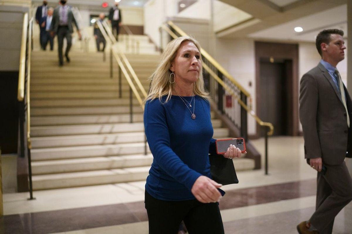 Republicans Denounce Congresswoman Taylor Greene's Holocaust Remarks