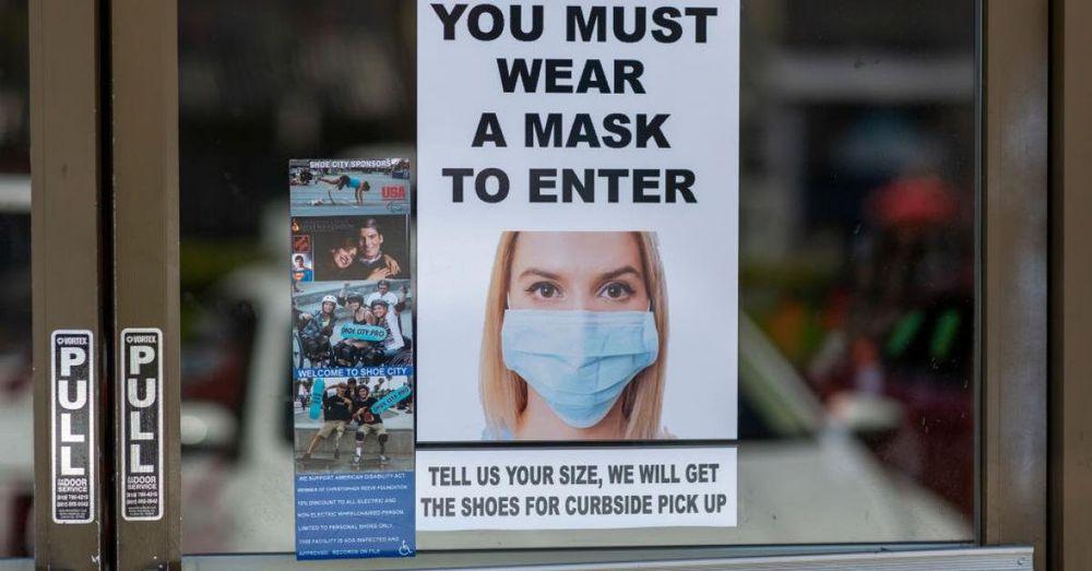 D.C. mayor orders indoor COVID mask wearing starting Saturday