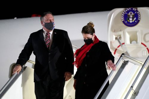 State Department Watchdog Says Pompeo, Wife Violated Ethics Rules