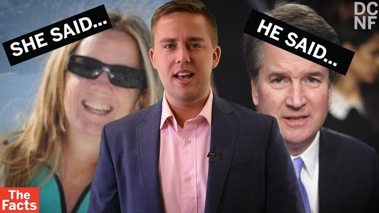 Are Democrats Using Kav Accusations As A Political Sledgehammer?