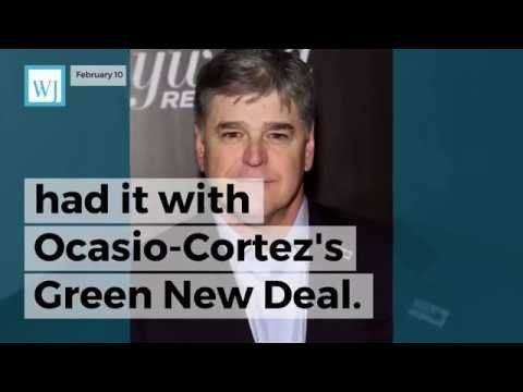 Hannity, along with many other conservatives, has had it with Ocasio-Cortez's Green New Deal.