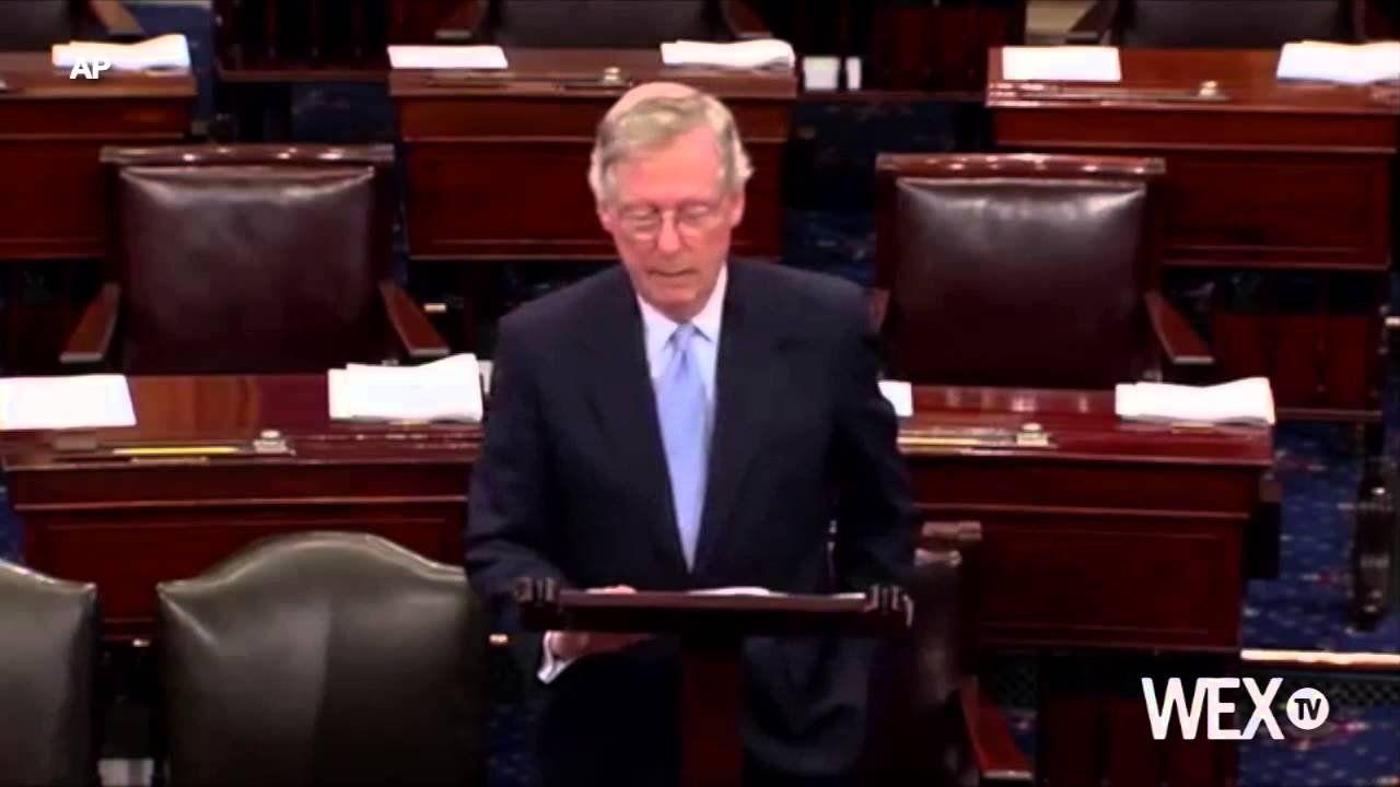 Sen. Mitch McConnell elected Senate Majority Leader