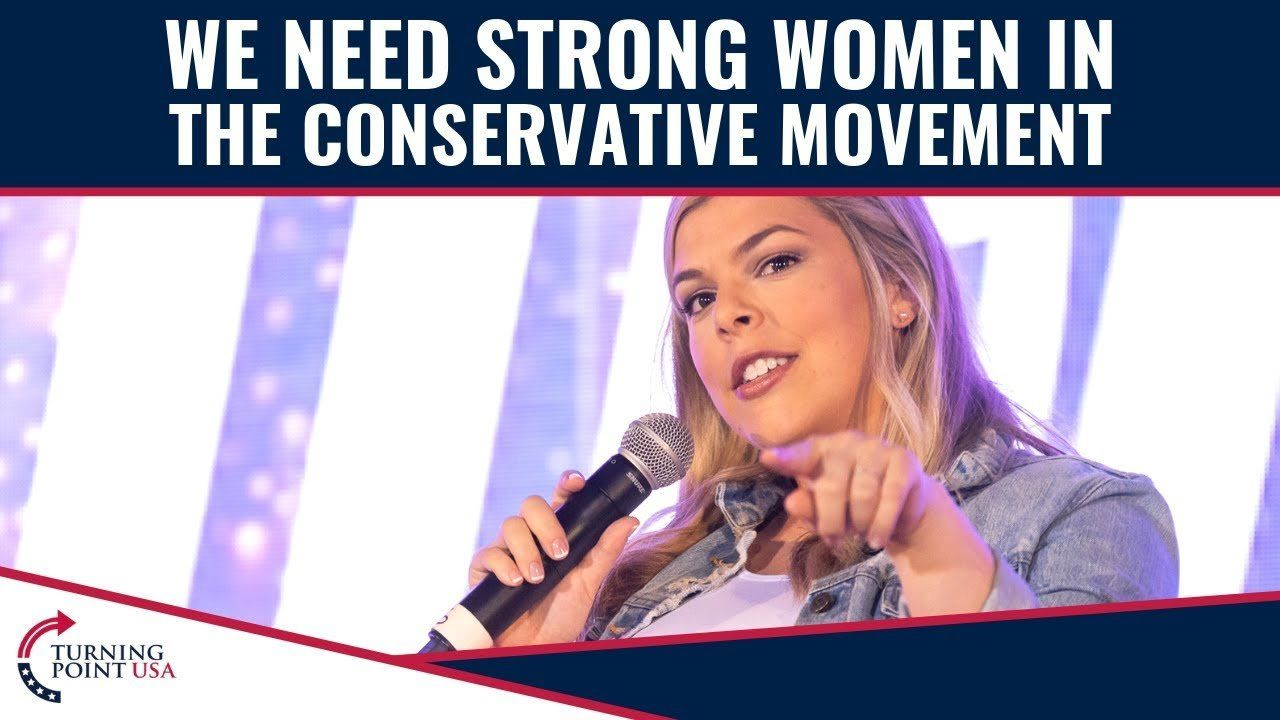 We Need Strong Women in the Conservative Movement