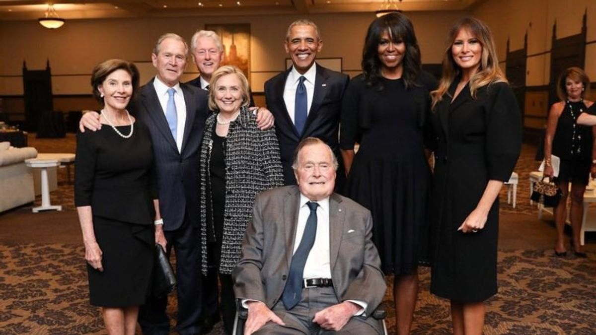 Former President George H.W. Bush Dies: A Life of Commitment to US