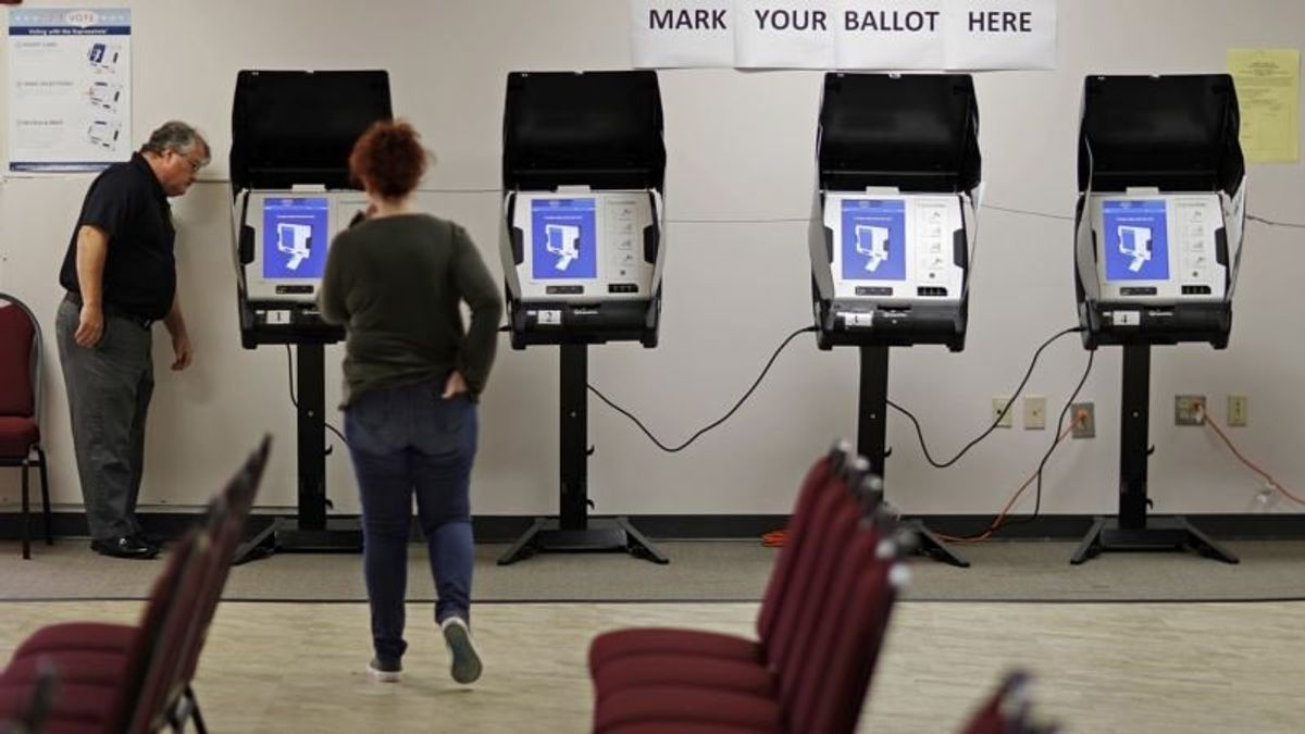 US States Move Quickly to Tap Into Money for Election Security
