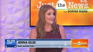 Jenna Ellis urges America to fight election corruption