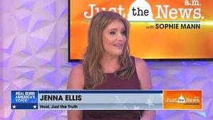 Jenna Ellis urges America to fight election corruption