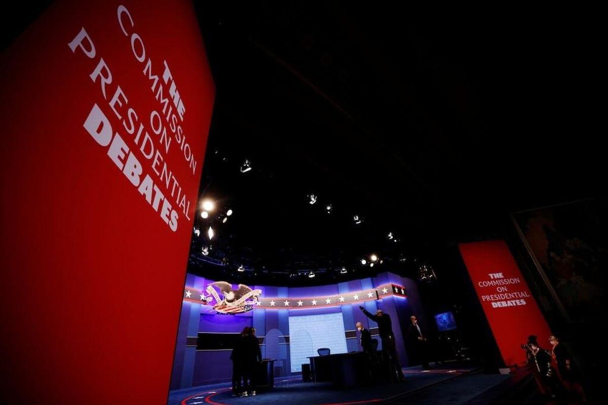 Stage Is Set for US Vice Presidential Debate