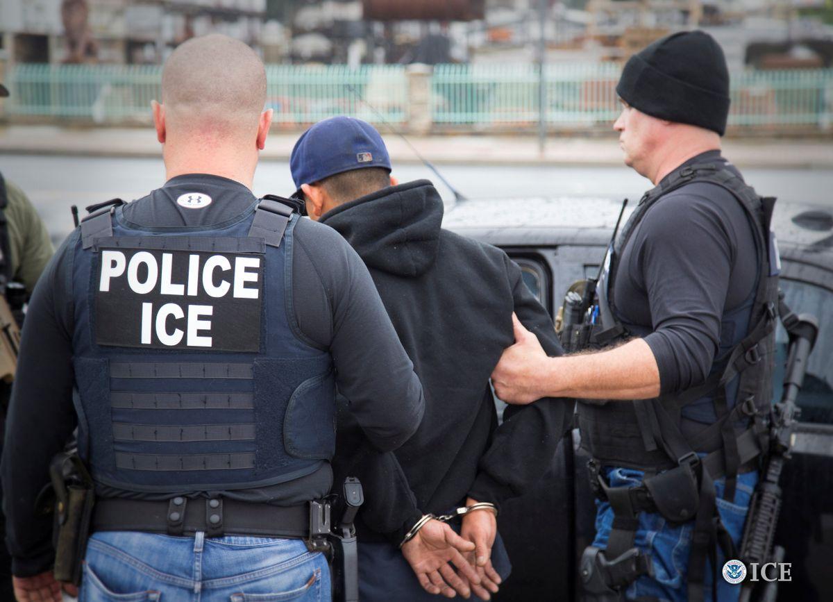 Trump Makes Surprise Migrant Raid Announcement