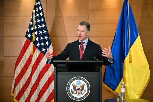 Former US Envoy to Ukraine Set to Testify in Impeachment Inquiry