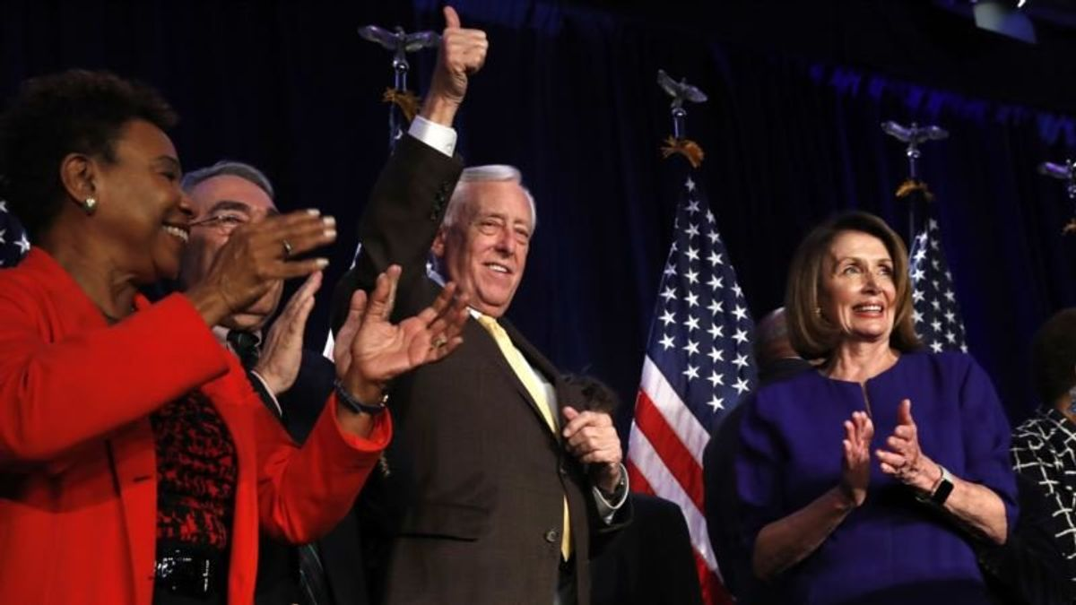 New Democratic House Majority Could Affect America's Global Engagement