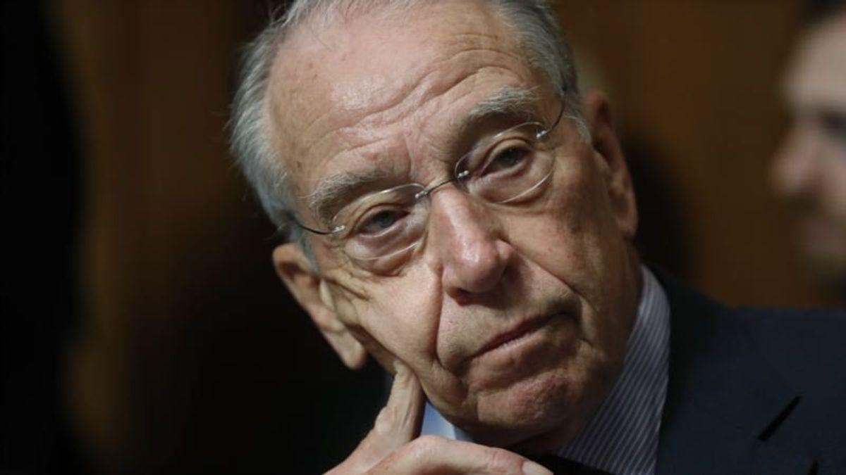 Key US Senator Says Tariffs on Steel, Aluminum Should Go