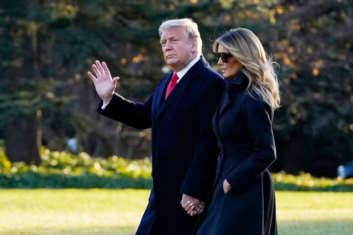 Trump Signs Spending Bill, Pandemic Aid Package