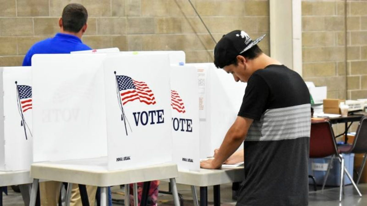 As Polls Close, California Holds Key on Big Night of Primary Elections