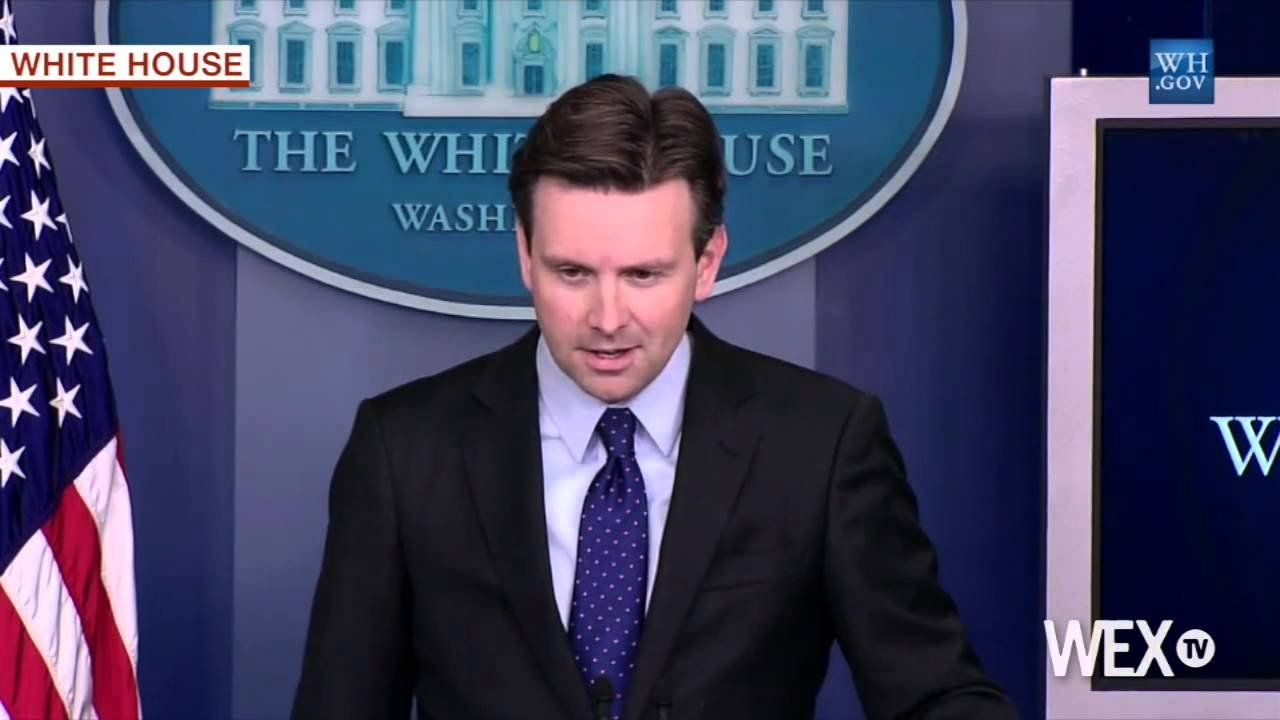 White House: Republicans' Iran letter 'not a laughing matter'