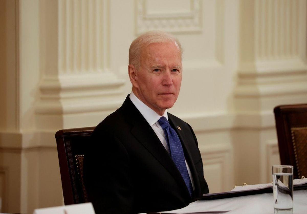 Biden Invited to Address US Congress on April 28