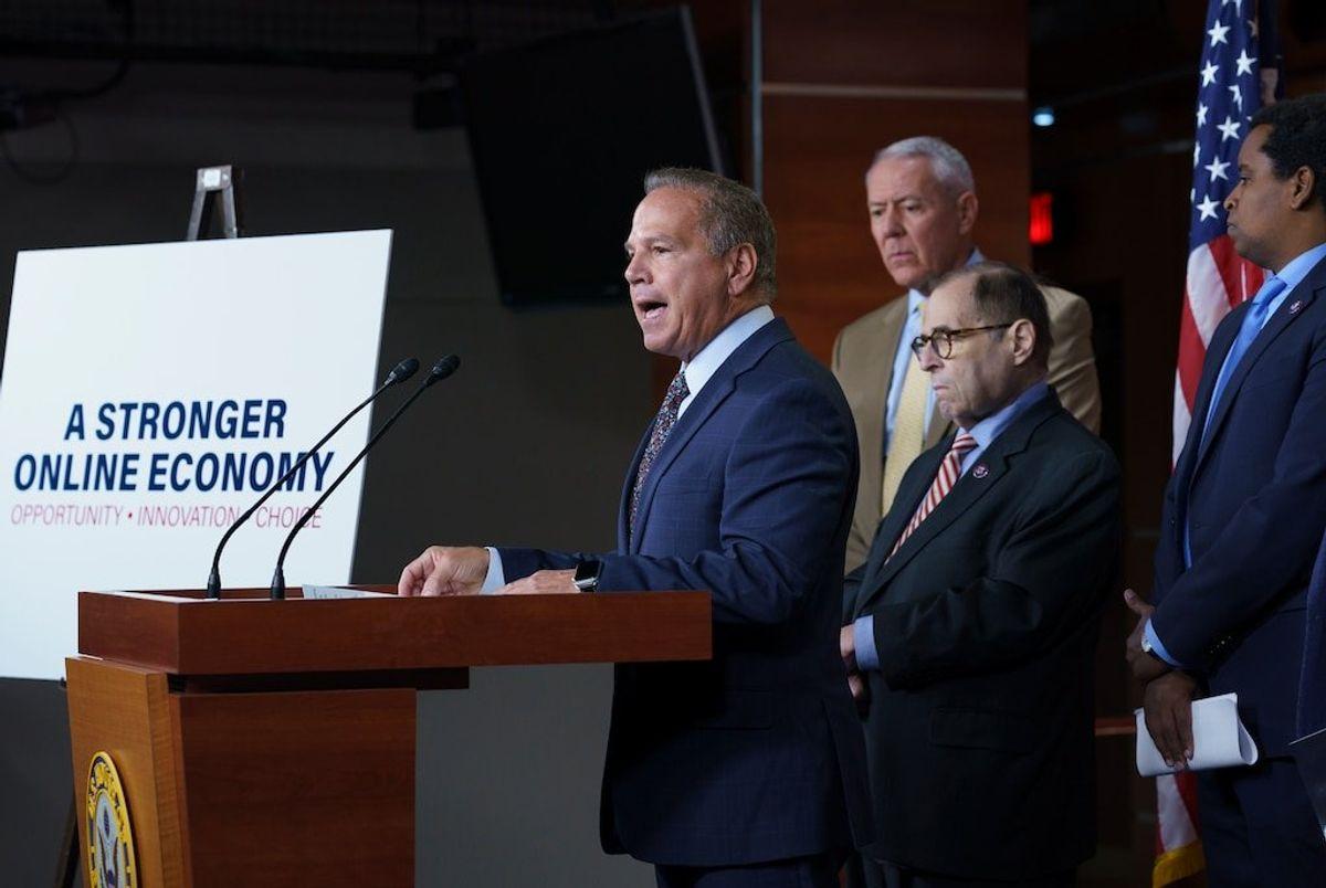 US Lawmakers in Marathon Debate on Big Tech Regulation Bills