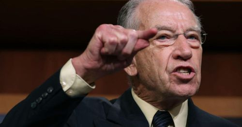 'Grave mistake': Grassley slams Biden domestic terror strategy for omitting anarchist extremists