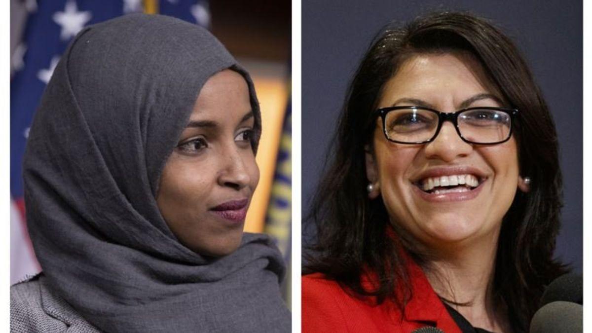 Muslim Lawmakers' Criticism of Israel Pressures US Democrats