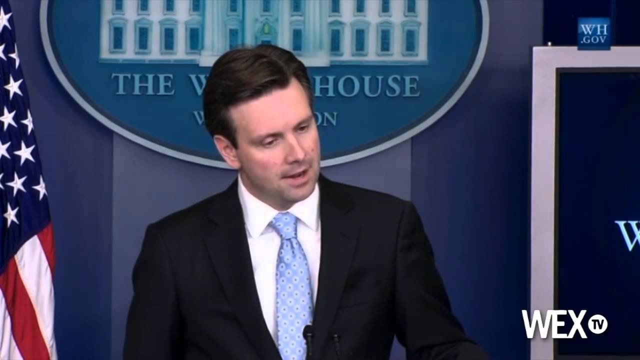 White House: Falling oil prices 'good for the U.S. economy'