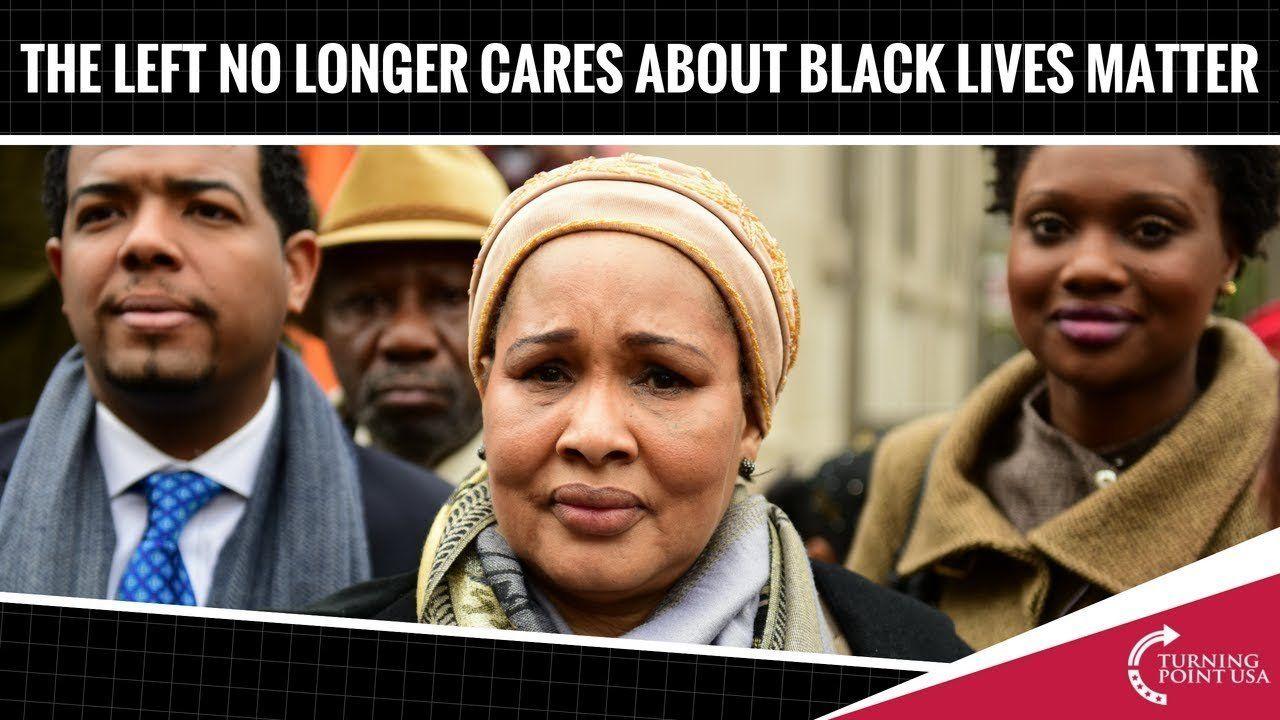 Candace Owens: The Left No Longer Cares About Black Lives Matter