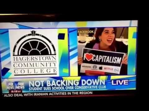 Student Sues Her College For Blocking Conservative Club