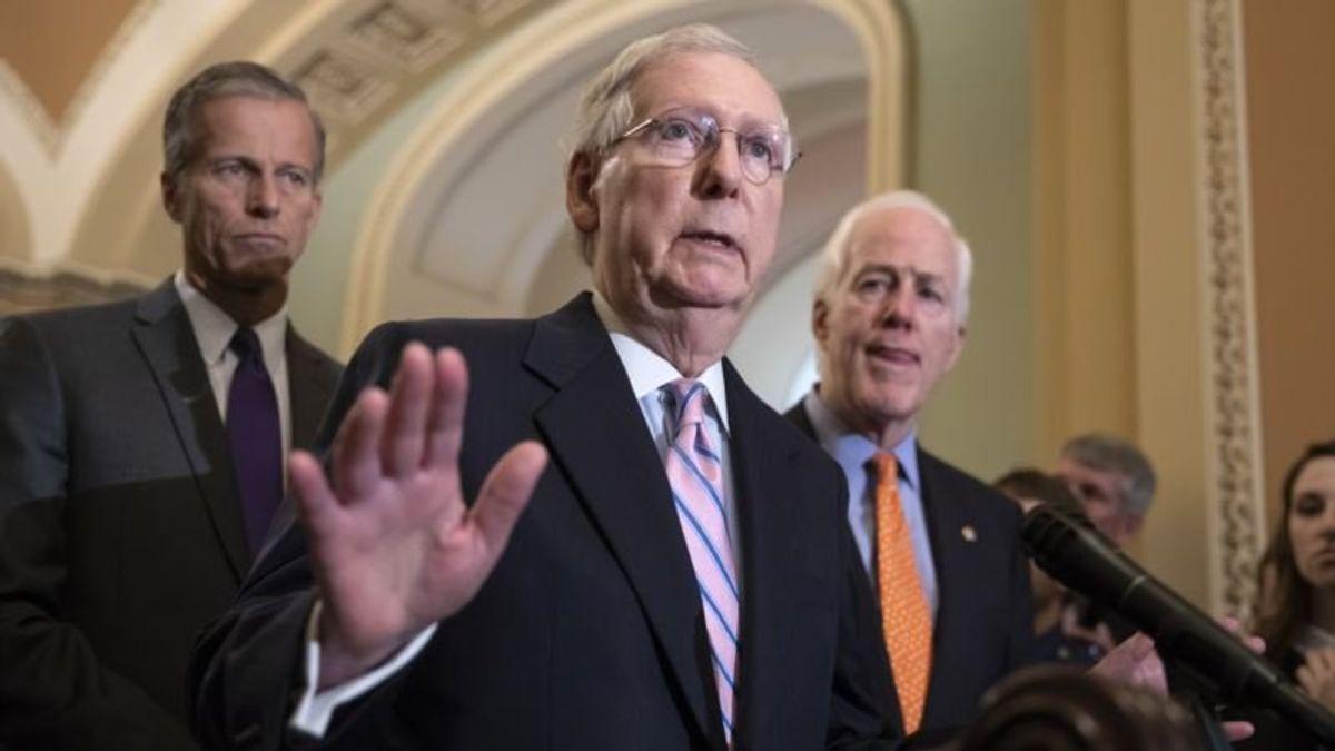 US Senate Brawl Over Kavanaugh Intensifies