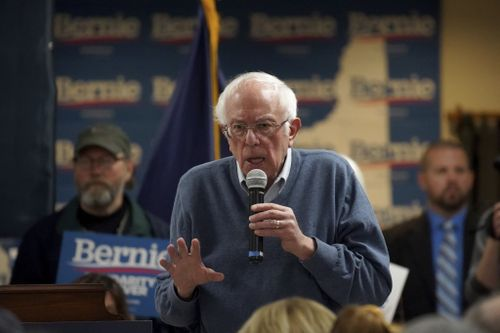 Sanders Announces $150B Plan to Expand Broadband Access