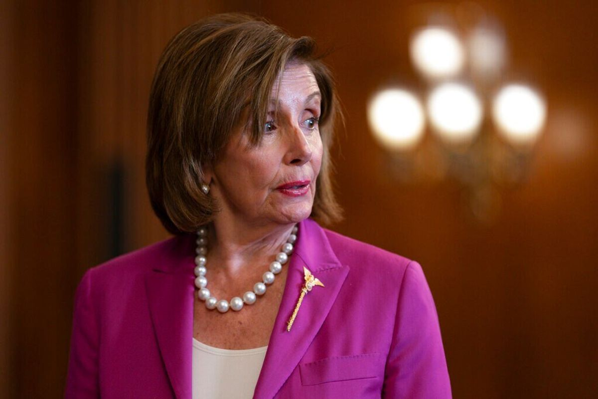 Pelosi Rejects 2 Republican Nominees for Capitol Riot Probe