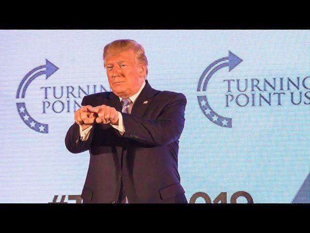 President Trump At #TSAS2019! 🇺🇸