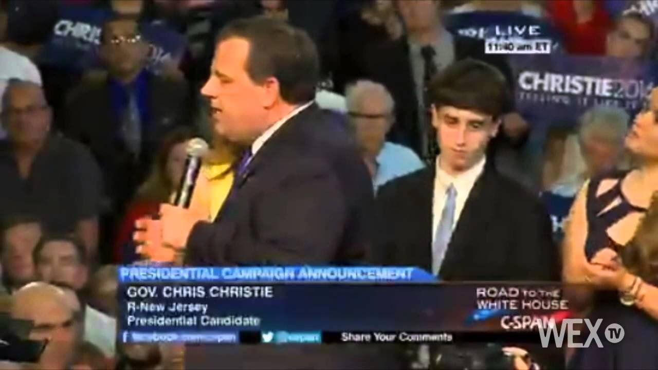Chris Christie's campaign promises