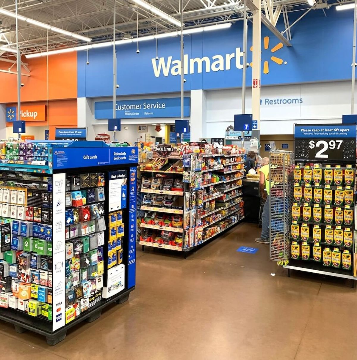 Walmart Pulls Firearms, Ammunition from US Store Floors as Civil Unrest Flares