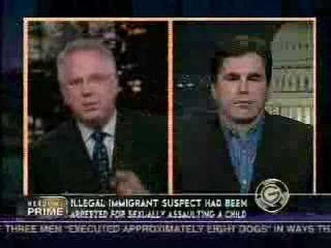 Tom Fitton on Glenn Beck : Newark Murders by Ilegal Alien