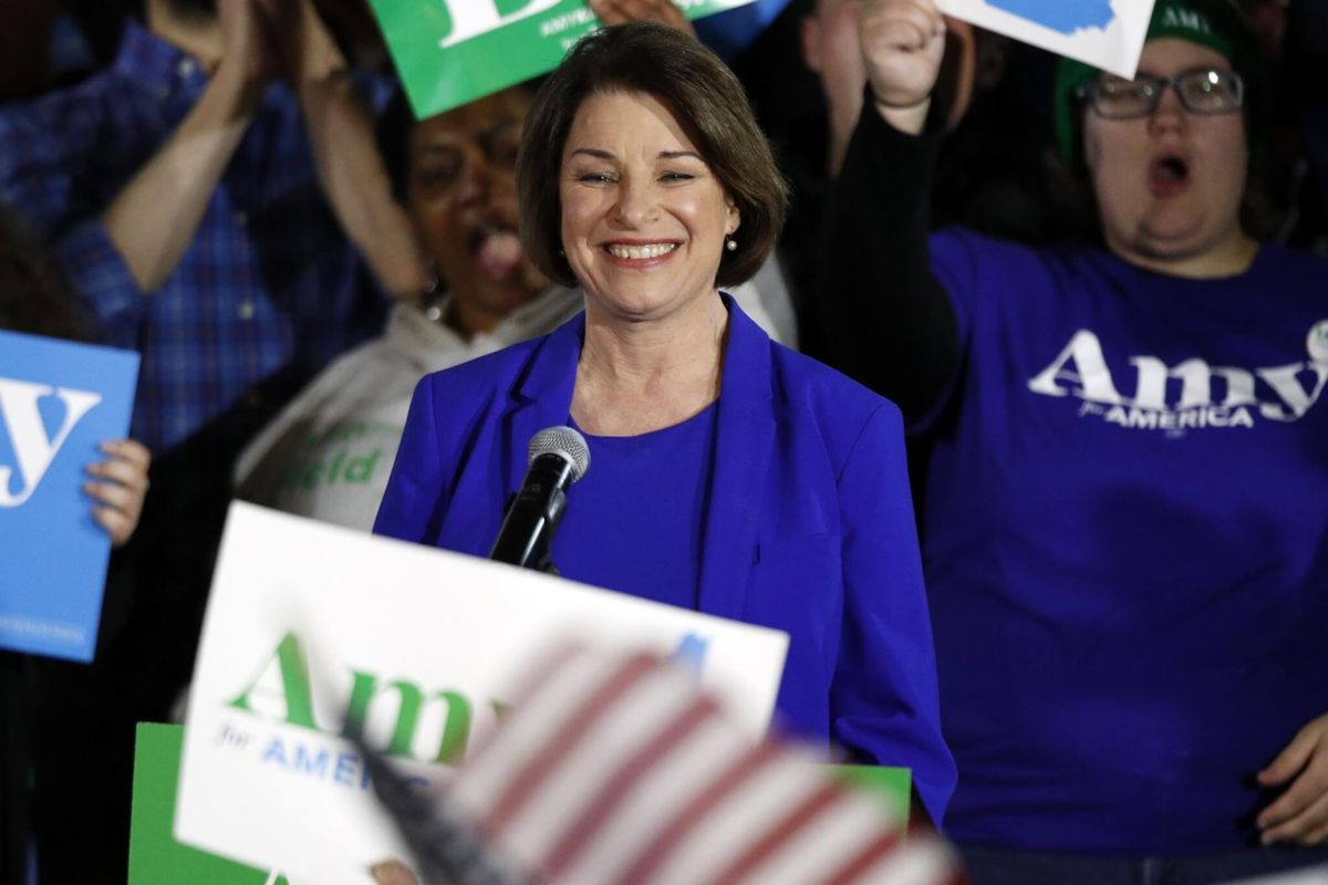 After New Hampshire Surge, Klobuchar Turns to Nevada,Beyond