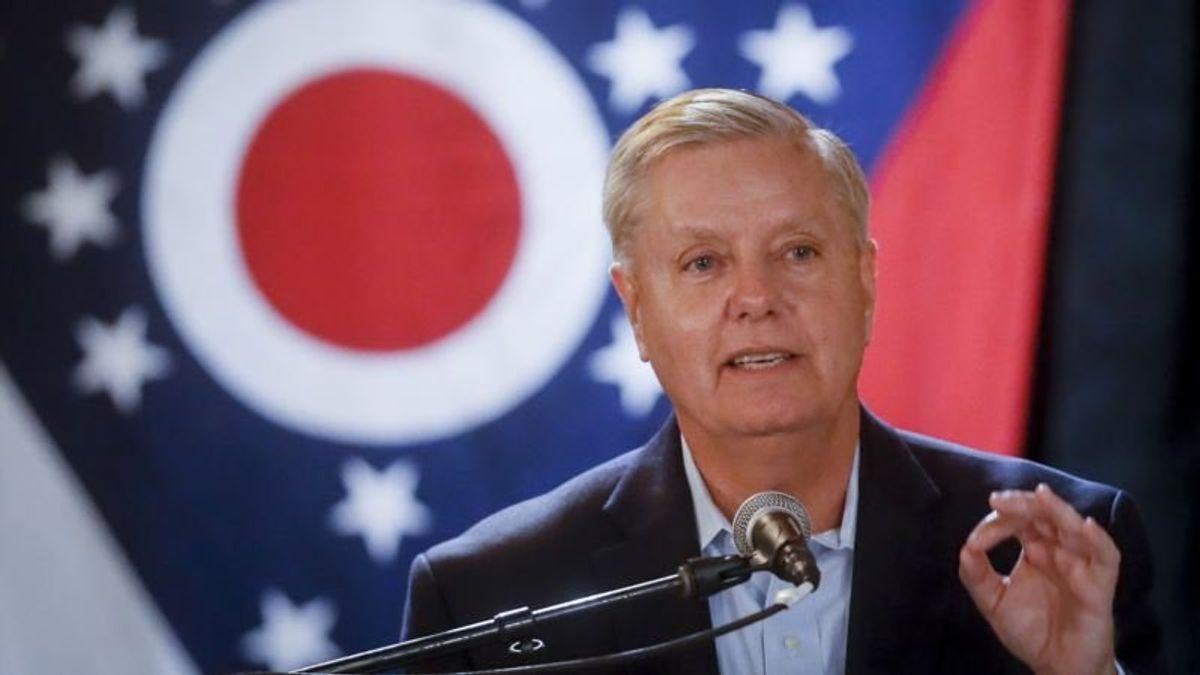 US Senator Graham Says Supports Mueller Bill, Urges Vote