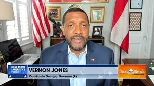Rep. Vernon Jones on the key to beating Stacey Abrams in GA