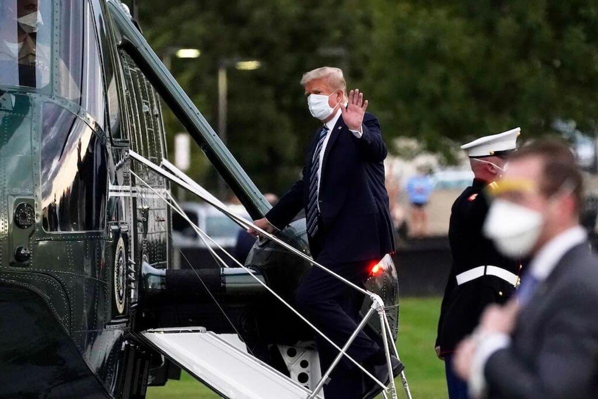 Trump: No More Stimulus Talks Until After Election