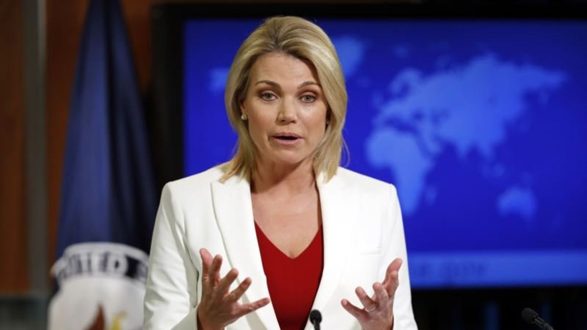 US Seen Unlikely to Change Course at UN Under Nauert