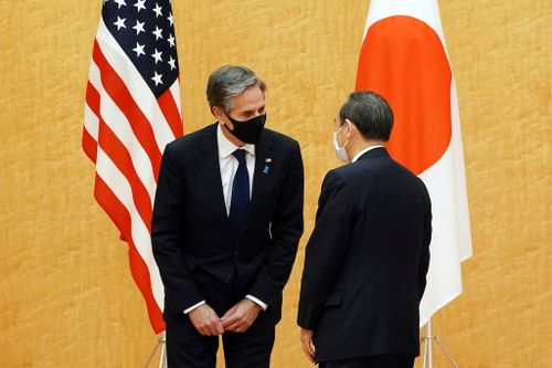 Japan's Suga Faces Tough Balancing Act Between US, China