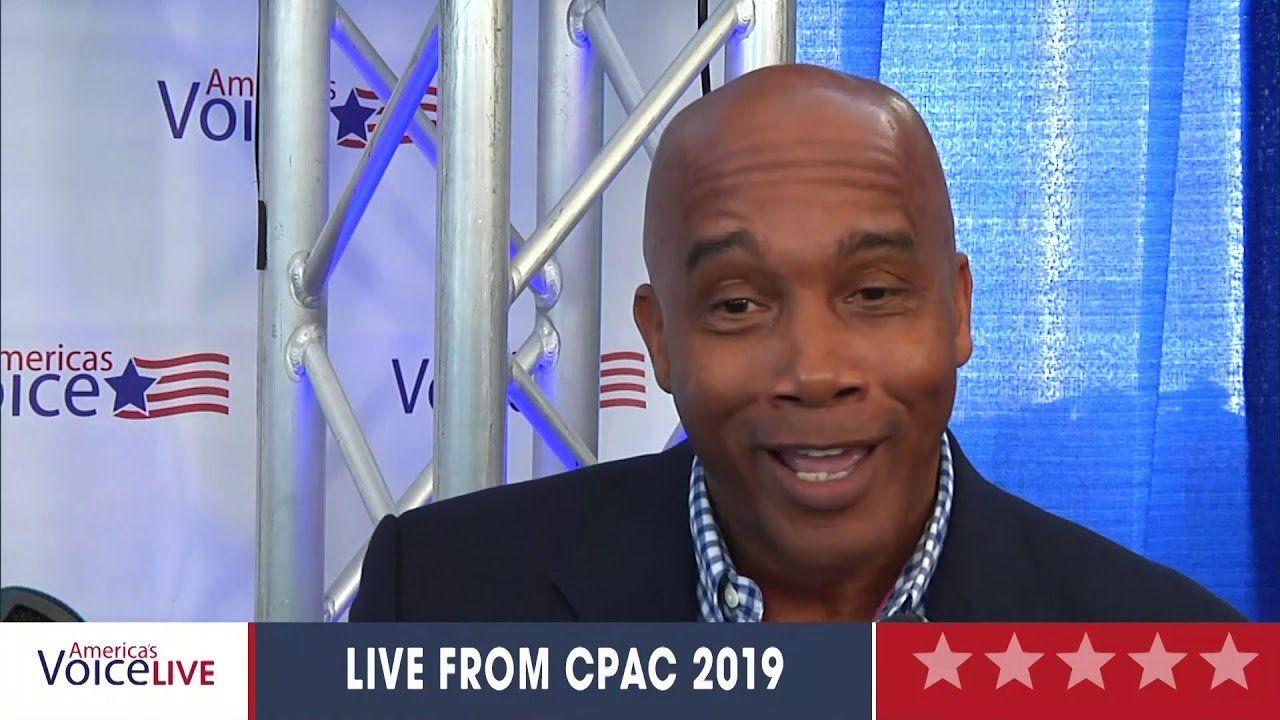 Amanda Head Interviews Kevin Jackson CPAC 2019