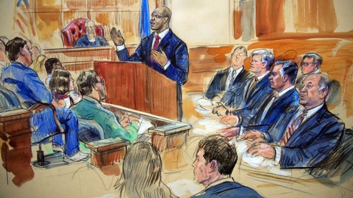 US Rests Case Against Former Trump Aide Manafort