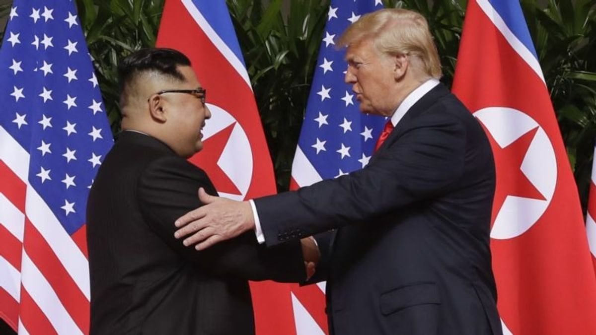 Next Trump-Kim Meeting Likely Early Next Year
