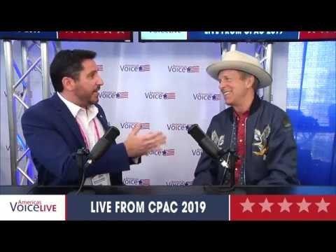Dave Sussman interview with Mark McKinnon CPAC 2019