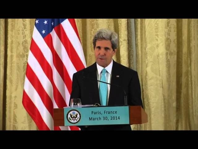 John Kerry, Sergey Lavrov agree diplomatic solution needed