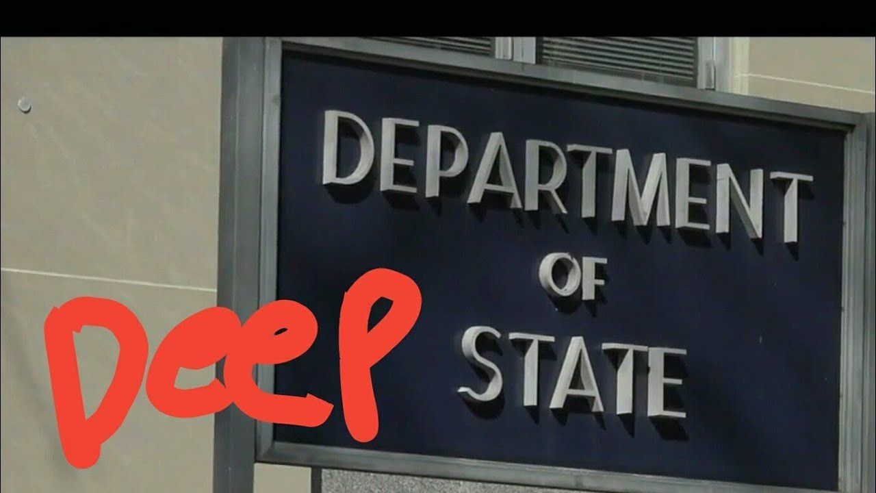 Treason Within The Department of [DEEP] State (Project Veritas, John Kerry, The Logan Act)