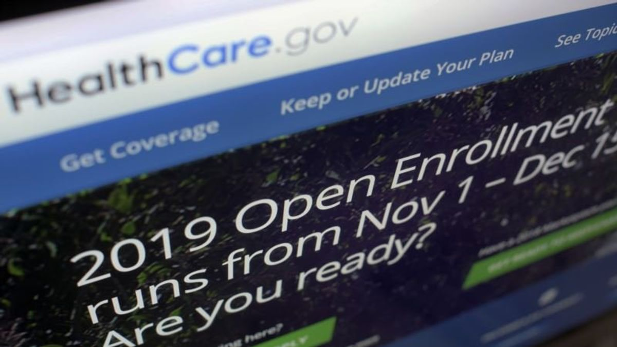 Sign-ups Steady as US Health Law Case Goes to Appeals Court