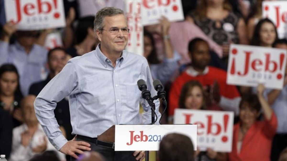 US Election Commission Fines Jeb Bush Super PAC, Chinese Company